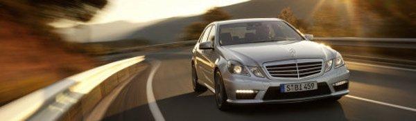 Mercedes E 63 AMG : la Classe E se lâche