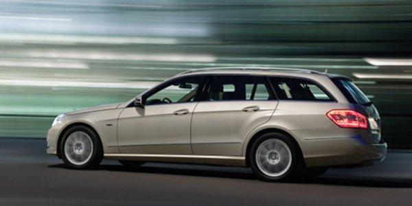 Mercedes Classe E : le break