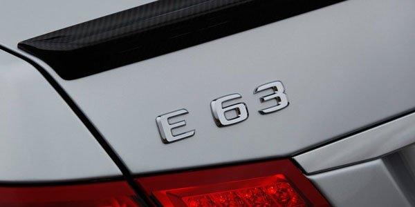 Future Mercedes E 63 AMG : intégrale ?