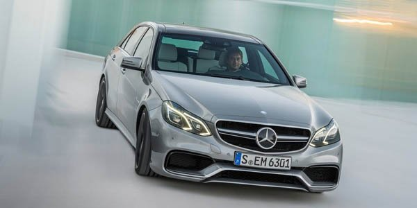 Mercedes E63 AMG : Black Series en vue !