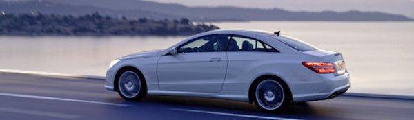 Mercedes Classe E Coupé : adieu le CLK !