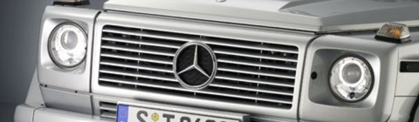 Le Mercedes G immortel ?