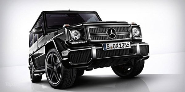 Mercedes G65 AMG : le tarif en France