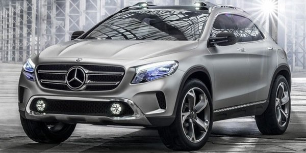 Mercedes GLA, inspiré par les sensations
