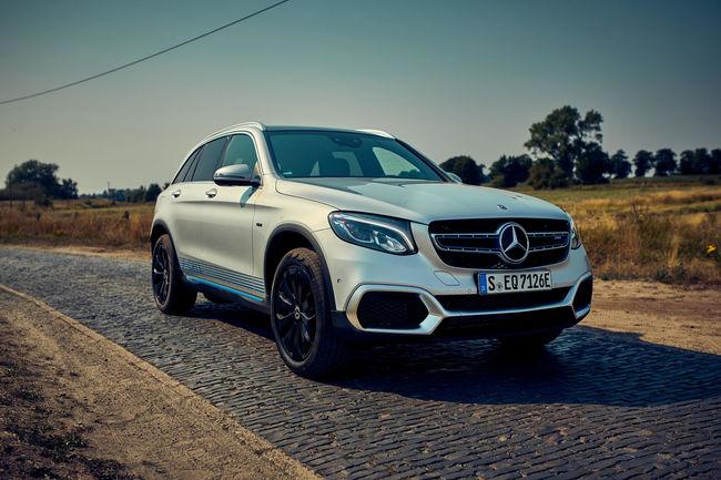 Mercedes-Benz GLC F-Cell : premières livraisons