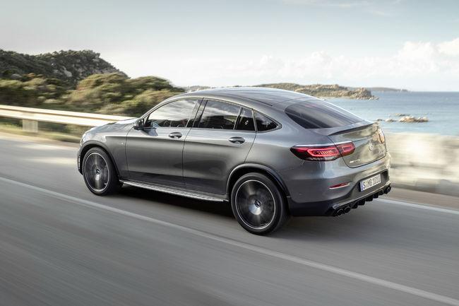 Nouveaux Mercedes-AMG GLC 43 4MATIC SUV et Coupé
