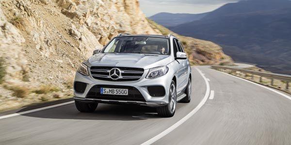 Nouveau Mercedes-Benz GLE