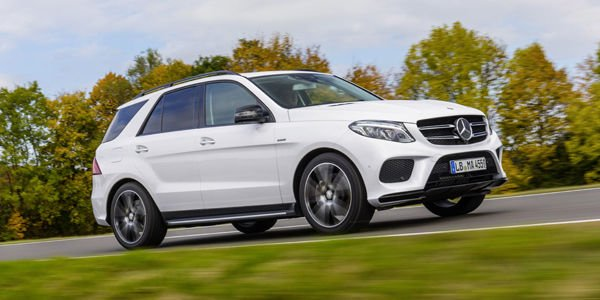 Mercedes GLE 450 AMG 4MATIC