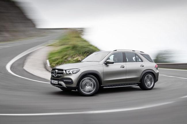 Nouveau Mercedes-Benz GLE 2019
