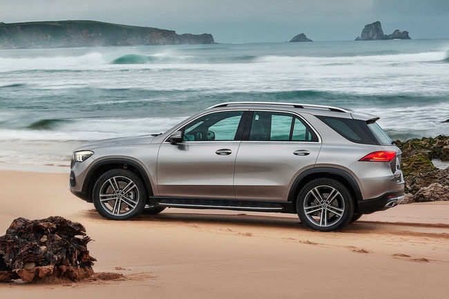 Deux nouveaux blocs diesel pour le Mercedes GLE