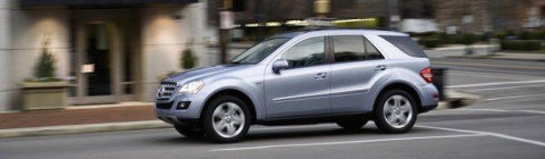 ML 450 Hybrid : Mercedes répond à Lexus