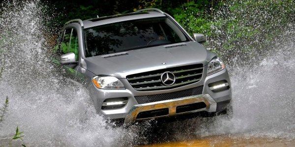 Un Mercedes Classe M Coupé pour 2015 ?