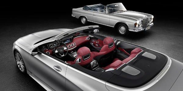 Nouveau teaser pour la Mercedes Classe S cabriolet