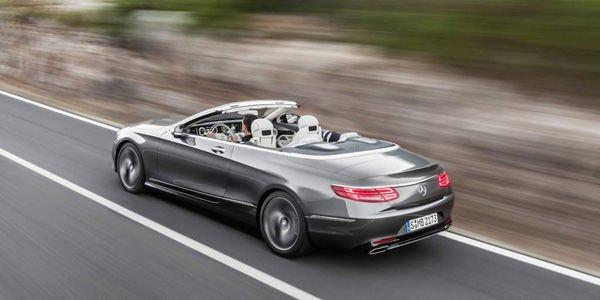 Tarifs de la nouvelle Mercedes Classe S Cabriolet