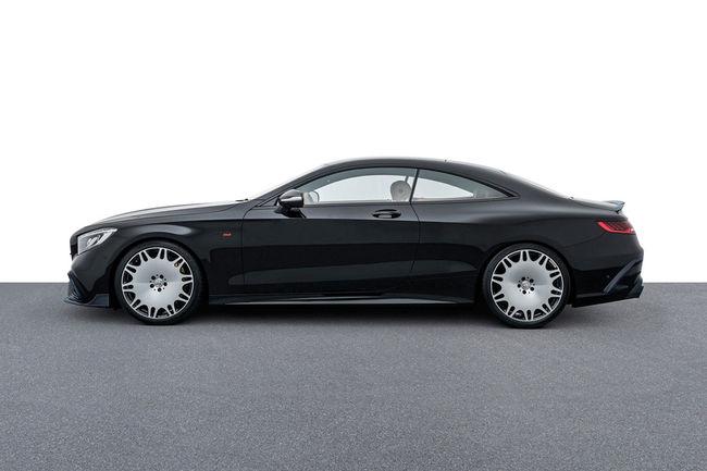 La Mercedes S 63 revue par Brabus