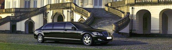 Une Mercedes pour chefs d'état