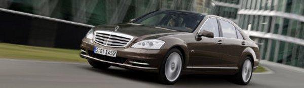 Restylée, la Mercedes Classe S s'hybride