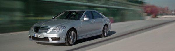 Lifting pour les Mercedes Classe S AMG
