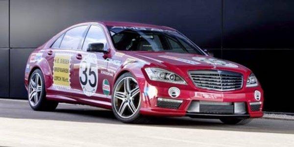 Nouveau V8 AMG, souffle au coeur