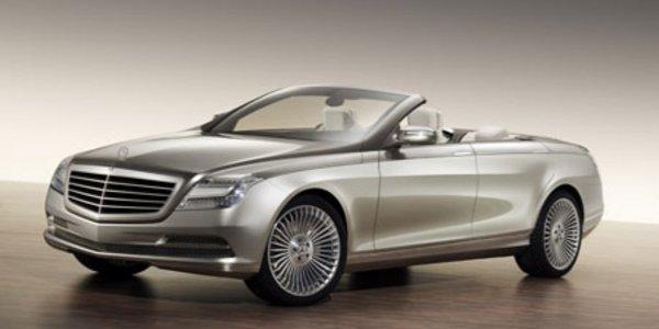 Mercedes Classe S cabriolet pour 2014 ?