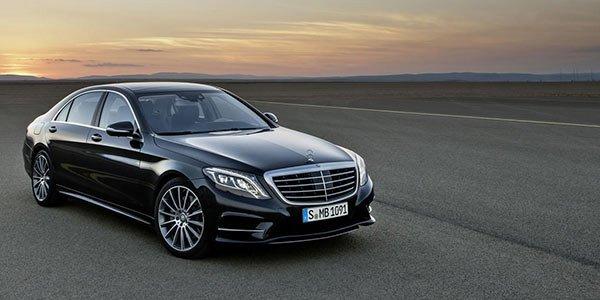 La Mercedes Classe S Pullman en 2014 ?