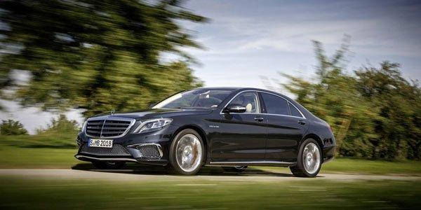 Mercedes Classe S 65 AMG : surpuissante