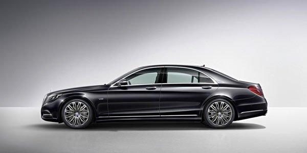 Détroit 2014 : Mercedes Classe S 600