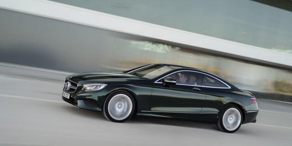 Les prix allemands des Mercedes Classe S Coupé
