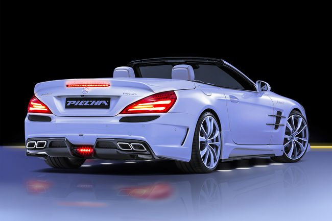 Mercedes-Benz SL R231 par Piecha Design