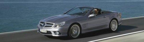 Mercedes SL : c'était mieux avant ?