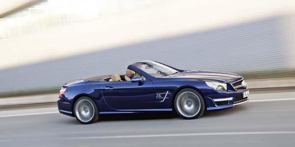 La Mercedes SL 65 AMG en vidéo