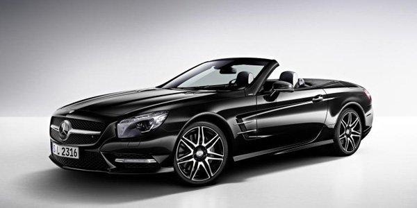 Le Mercedes SL 400 remplace le SL 350