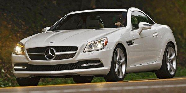Francfort 2011: Mercedes SLK55 AMG