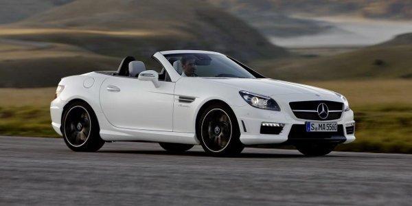 Francfort 2011: Mercedes-Benz SLK55 AMG