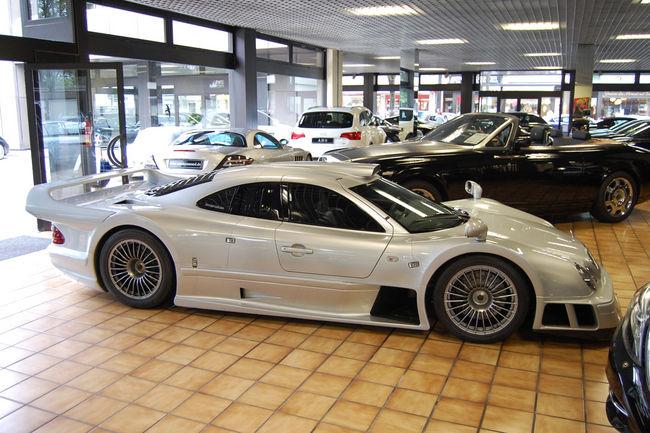A vendre : Mercedes-Benz CLK GTR 1999