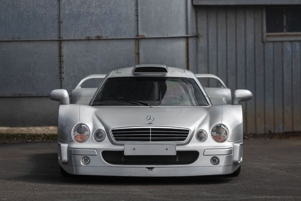 RM Sotheby's : Mercedes-Benz AMG CLK GTR 1998