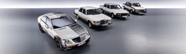 Mercedes ESF 2009 : sécurité, sécurité !