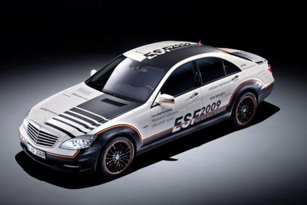 mercedes esf 2009 s curit s curit actualit automobile motorlegend. Black Bedroom Furniture Sets. Home Design Ideas