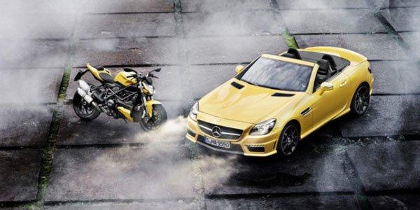 Mercedes n'achètera pas Ducati