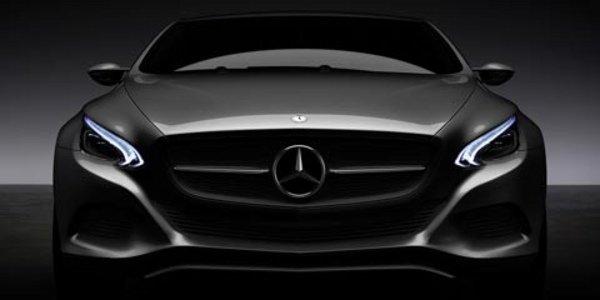Salon de Genève : Mercedes F800 Style