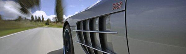 Mercedes SLR 722 : un hommage à 650 ch
