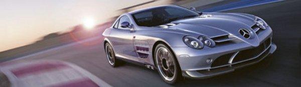 SLR: la voiture... ou la montre ?