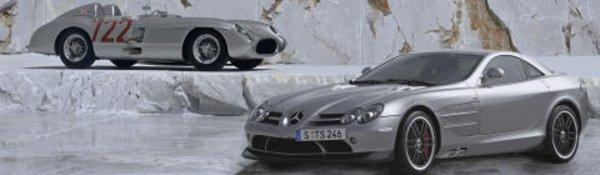 Mercedes prépare un SLR Speedster
