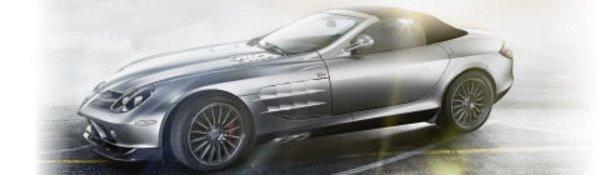 Mercedes décapsule la SLR 722
