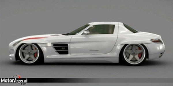 Mercedes SLS Panamericana