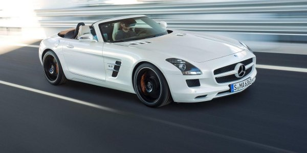 tarif du mercedes sls amg roadster actualit automobile. Black Bedroom Furniture Sets. Home Design Ideas