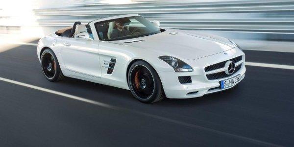 Tarif du Mercedes SLS AMG Roadster