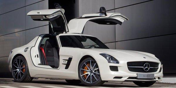 Mercedes SLS AMG : le chant du cygne ?
