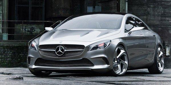 Mercedes dévoile la petite soeur du CLS