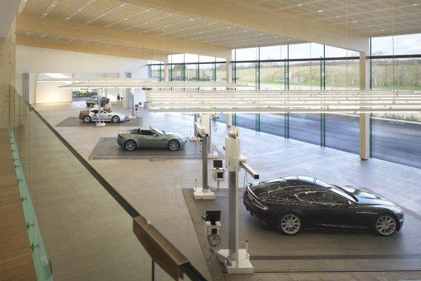 Un accord étendu entre Aston et AMG ?